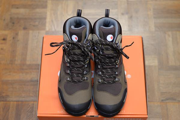 dcd3ccb7e6 素晴らしい登山靴 キャラバンC1_02Sの良さ | シューズ使用マニュアル